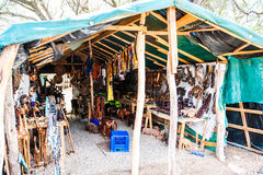 Namibiano, África Fotos de Stock Royalty Free