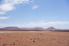 namibijski krajobrazu Fotografia Stock