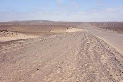 namibijski krajobrazu Fotografia Royalty Free