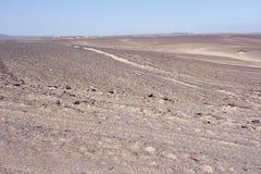namibijski krajobrazu Obraz Stock