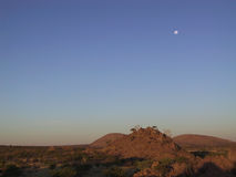 namibijski krajobrazu obrazy royalty free