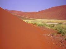 Namibische Wüste Lizenzfreie Stockbilder