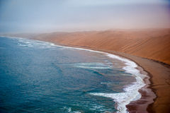 Namibisk öken, Afrika Royaltyfria Foton