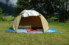 namiot Obrazy Stock