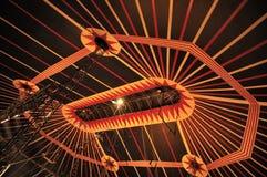 namiot cyrkowy Zdjęcie Stock
