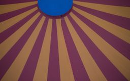 Namiotowi lampasy Fotografia Stock