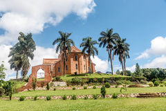 Namirembe Church in Kampala city, Uganda Stock Photography