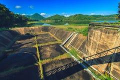 Namman-Reservoir Lizenzfreies Stockbild