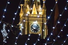 Namn av Mary Church i Novi Sad, Serbien royaltyfria bilder