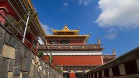 Namo Buddha Monastery imagens de stock
