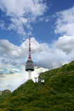 Namsan Observatory Tower Stock Photo