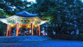 Namsan Pavilion Royalty Free Stock Images