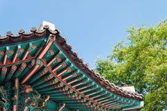Namsan Pavilion Royalty Free Stock Photos