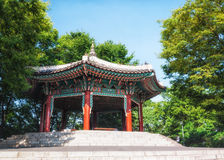 Namsan Pavilion Royalty Free Stock Photography