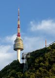 Namsan Seoul Royalty Free Stock Photo