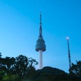 Namsan Tower Royalty Free Stock Photo