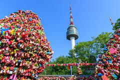 Namsan Tower Royalty Free Stock Images