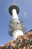 Namsan Tower in Seoul Stock Images