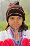 Namskar Royalty Free Stock Photography