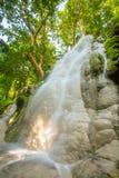 Namtok Bua Tong (Sticky waterfall) Stock Photos