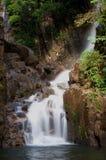 Namtok Phlio, Phlio waterfall Stock Photography