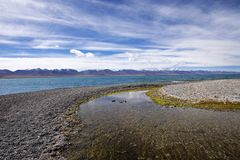 Namtso Lake Stock Image