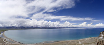 Namtso Lake Royalty Free Stock Image