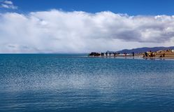 Namtso Lake Stock Photo
