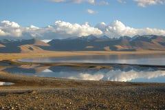 The Namtso Lake4 Royalty Free Stock Photography