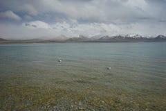 Namtso in Tibet Lizenzfreie Stockbilder