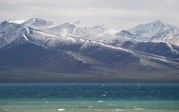 Namu jezioro Fotografia Royalty Free