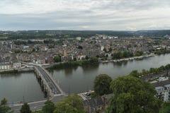 Namur Belgien Fotografering för Bildbyråer