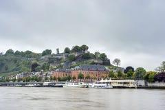 Namur Citadel, Wallonia Region, Belgium Stock Image