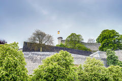 Namur Citadel, Wallonia Region, Belgium royalty free stock photo
