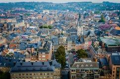 Namur, city in Belgium stock photography