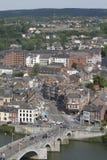 Namur em Bélgica fotografia de stock royalty free