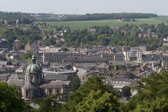 Namur en Bélgica foto de archivo
