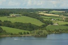 Namur landskap _ Royaltyfri Bild