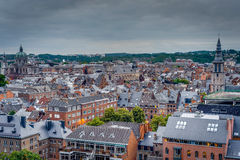 Namur skyline, Wallonia, Belgium. Royalty Free Stock Photos
