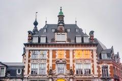Namur Townhall, Wallonia Region, Belgium. Stock Photo