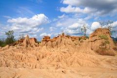 Nan canyon Stock Image