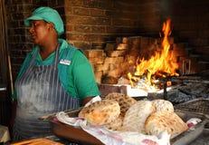 Nan chleb, Południowa Afryka Fotografia Royalty Free