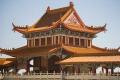 Nan Hua świątynia Fo Guang shan Chińska świątynia w Południowa Afryka Obrazy Royalty Free