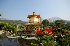 Free Nan Lian Garden Royalty Free Stock Photo - 22772695