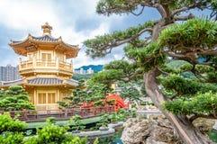 Nan Lian Garden Stockfotos