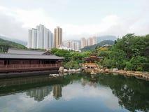Nan Lian Garden, Chi Lin Nunnery Photos libres de droits