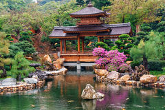 Nan Lian Garden at Diamond Hill in Hong Kong Stock Photography