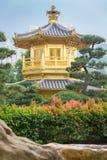 Nan Lian Garden en Hong-Kong Imágenes de archivo libres de regalías