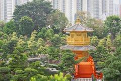 Nan Lian Garden en Hong-Kong Fotografía de archivo libre de regalías