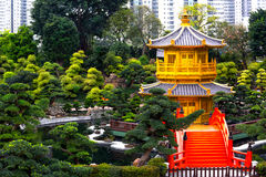 Nan lian garden Royalty Free Stock Photo